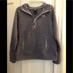 The North Face fleece, size M